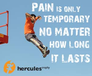 Pain is only temporary no matter how long it lasts
