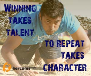 Winning takes talent to repeat takes character