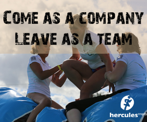 Come as a company leave as a team