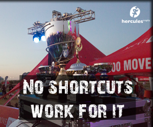 No shortcuts work for it
