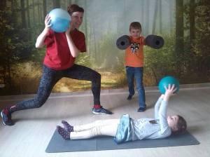 greet kids otb training