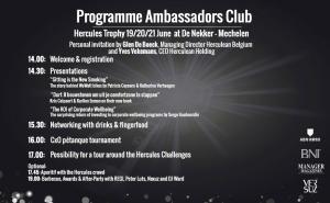 Programme ambassadors club