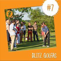 blitz golfas