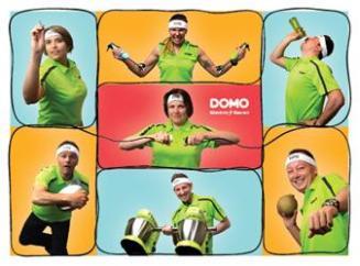 Domo- Domo Electric Seven
