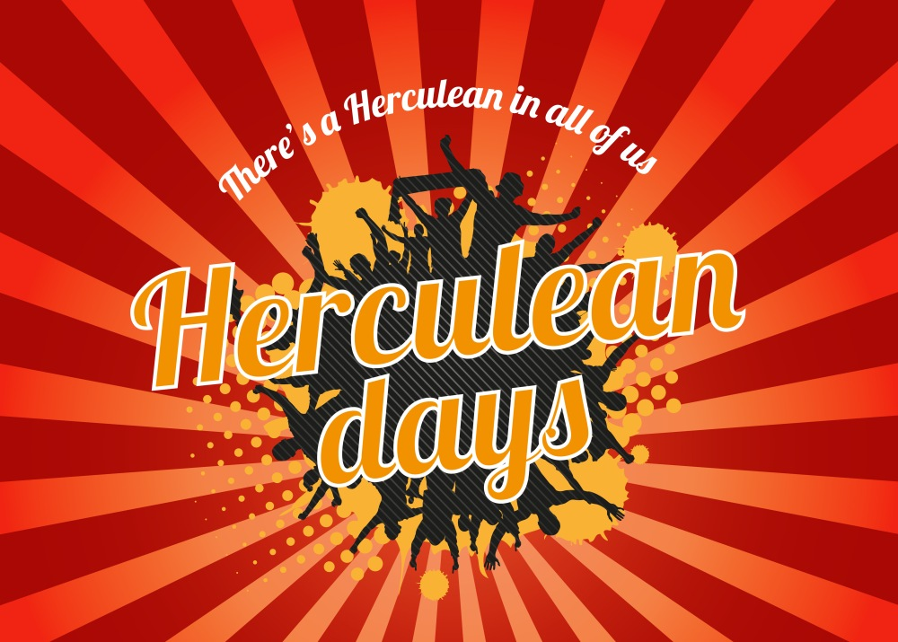 Herculean days