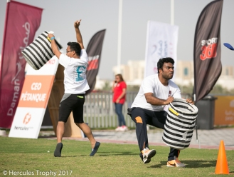 Hercules Trophy is the coolest corporate teamchallenge to reward your employees