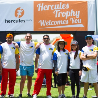 Hercules Trophy is the coolest corporate team challenge on the planet.