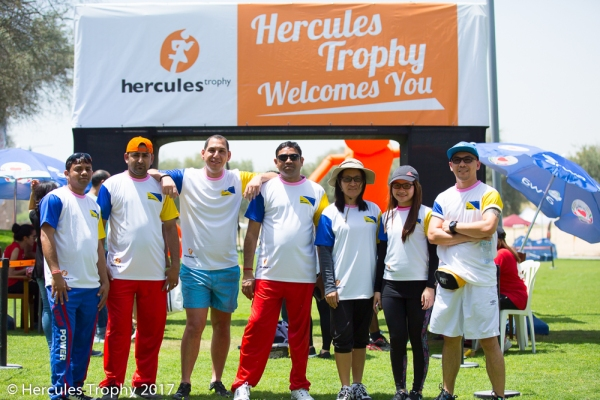 Hercules Trophy Dubai 2017