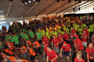 The coolest corporate team challenge!