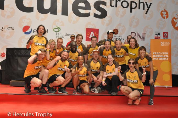 Hercules Trophy Antwerpen 2018